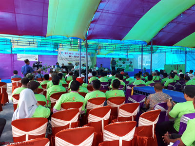 Sulawesi's Farmers Meeting 2018