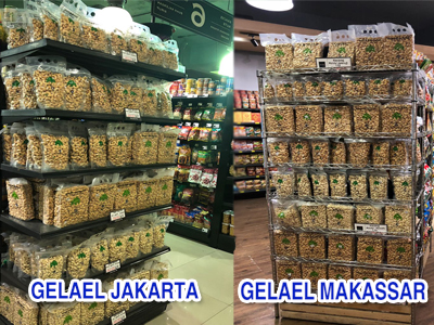 Now available at Gelael Supermarket