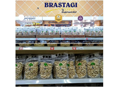 Now Available at Brastagi Supermarket Medan
