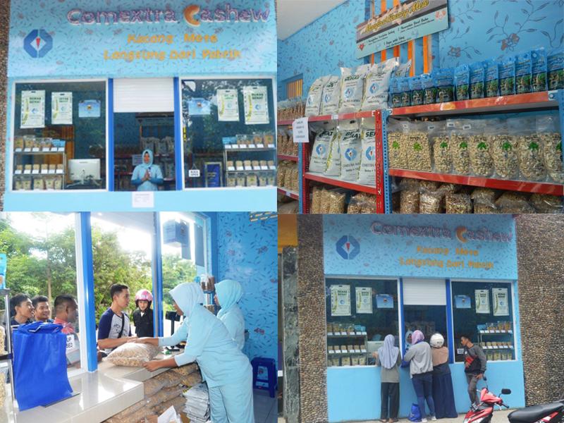 Comextra Cashew Shop