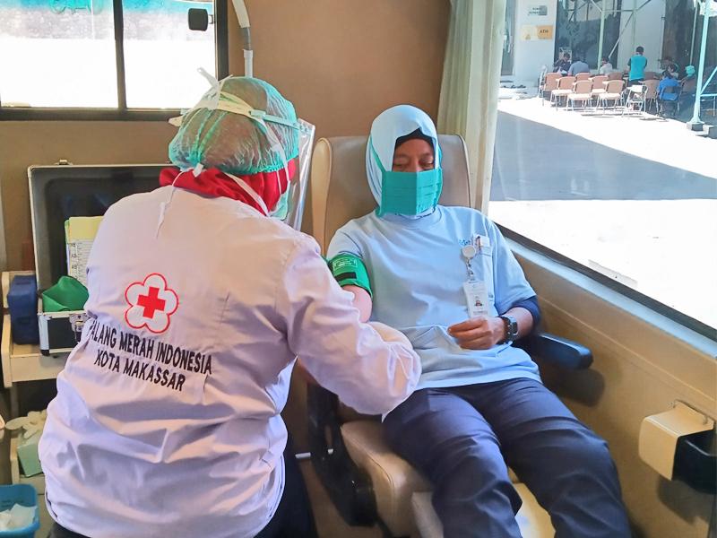 Donor Darah di Tengah Pandemi Covid-19