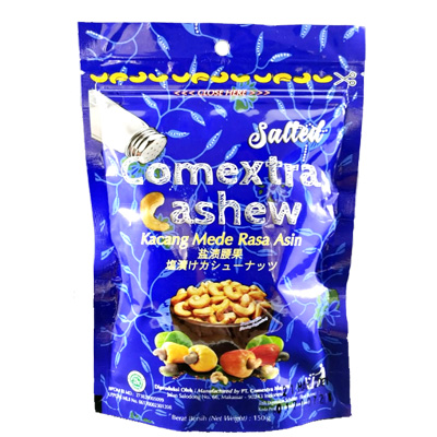 Comextra Cashew Asin 150g